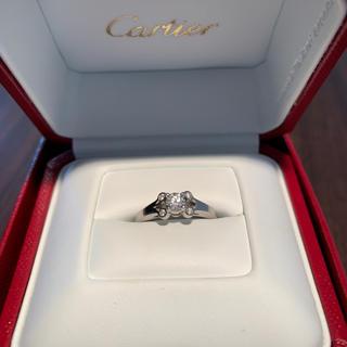 Cartier - 【値段交渉可能】Cartier バレリーナ 指輪 47(7号)