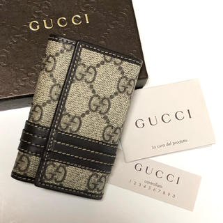 Gucci - 新春セール!【極美品】GUCCI グッチ 6連 キーケース