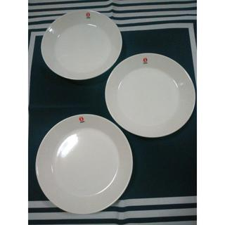 イッタラ(iittala)のイッタラ ティーマ ホワイト 17 3枚セット (食器)