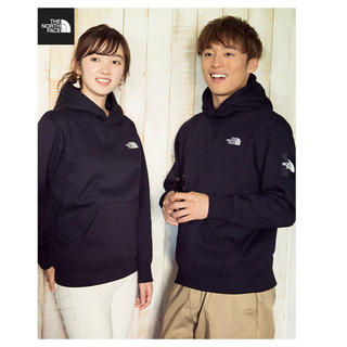 THE NORTH FACE - THE NORTH FACE ザ ノースフェイス ロゴ パーカー
