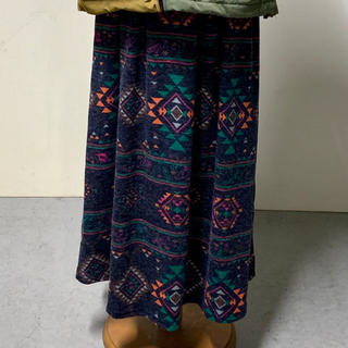 titicaca - 新品 titicaca ネイティブ ペルー ロングスカート チチカカ