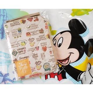 Disney - ディズニー・パークフード柄   母子手帳ケース