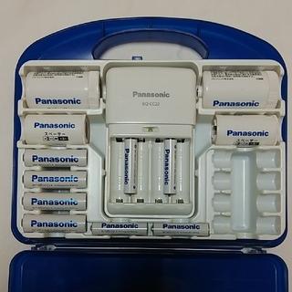 Panasonic - エネループ充電器セット