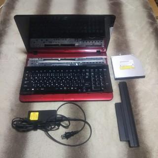 エヌイーシー(NEC)のNEC LaVie ノートパソコン ジャンク(ノートPC)