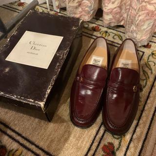 クリスチャンディオール(Christian Dior)の新品 Christian Dior クリスチャンディオール ドレスシューズ  (ドレス/ビジネス)
