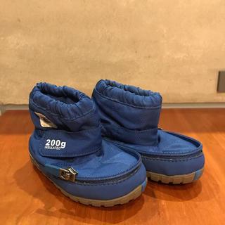 ティンバーランド(Timberland)のティンバーランド☆キッズ 折りたたみブーツ(長靴/レインシューズ)