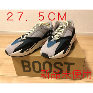 adidas - yeezy boost 700 wave runner 27.5