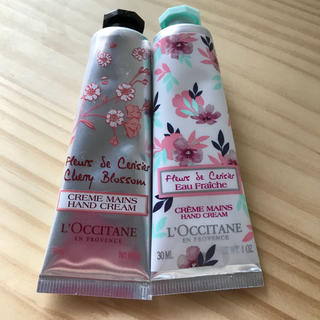 L'OCCITANE - ロクシタン ハンドクリーム 30ml 2本セット 新品