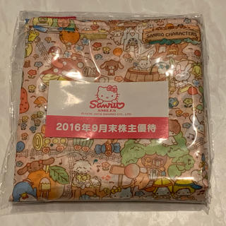 サンリオ - サンリオ★株主優待★エコバッグ★新品未使用