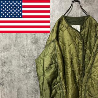 【激レア】アメリカ軍☆M65フィールドパーカーキルティングライナー 80s