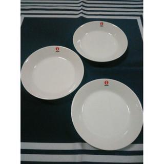 イッタラ(iittala)のイッタラ ティーマ ホワイト 15 3枚セット 未使用(食器)