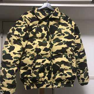 A BATHING APE - a bathing ape ダウン