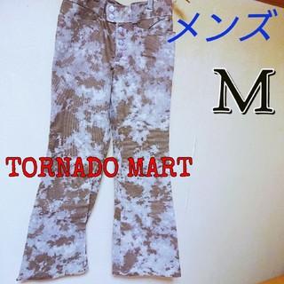 トルネードマート(TORNADO MART)のTORNADO MART トルネードマーク  迷彩風柄 デニム  Mサイズ(デニム/ジーンズ)