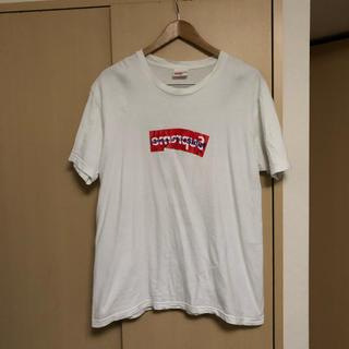 Supreme - 17ss Supreme × ギャルソン ボックスロゴ Tシャツ シュプリーム