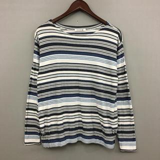 ラコステ(LACOSTE)のラコステ LACOSTE カットソー レディース 38サイズ ファブリカ(Tシャツ(長袖/七分))
