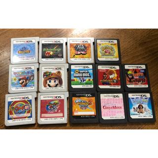ニンテンドー3DS - 3DS/DSソフト14点セット