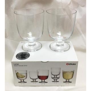 iittala - 【着払】イッタラ レンピ グラス 2点セット 美品