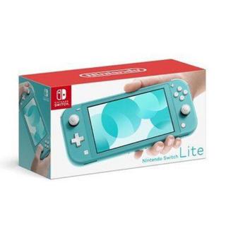 Nintendo Switch - 【新品】ニンテンドー Switch Lite ターコイズ