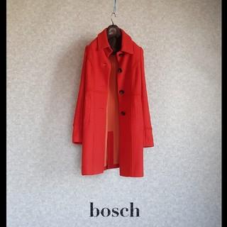 IENA - 上級 美品 ボッシュ  bosch ふわぽこデザイン おしゃれオレンジ 送料無料