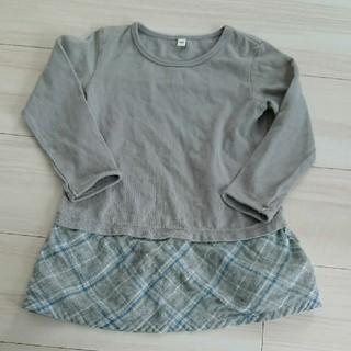 MUJI (無印良品) - 子供服ワンピース