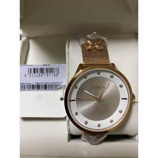 Furla - 【値下げ!】【新品】 FURLA(フルラ) PIN 腕時計 ローズゴールドの通販