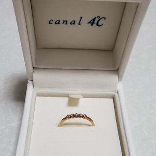 canal4℃ - 10Kダイヤリング