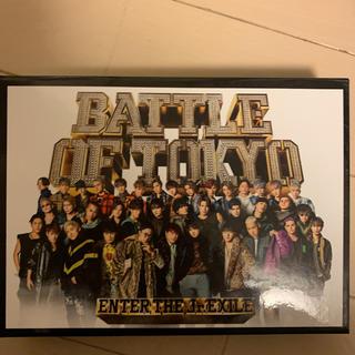 EXILE TRIBE - BATTLE OF TOKYO 初回生産限定 DVD フォトブック
