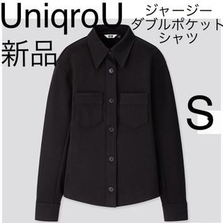 UNIQLO - ユニクロ シャツジャケット トップス zara gu plst h&m S