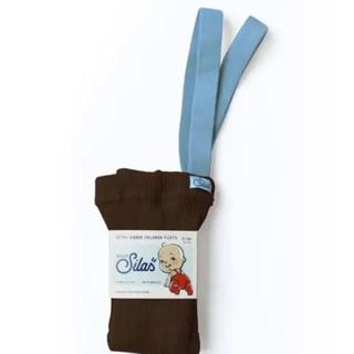 キャラメルベビー&チャイルド(Caramel baby&child )のmal様専用 SILLY Silas  タイツ シリーサイラス 2足(靴下/タイツ)
