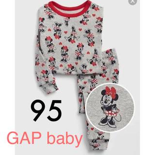 babyGAP - ベビーギャップ パジャマ 95 ミニーちゃん ディズニー 女の子