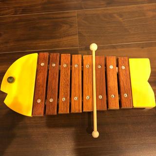 ボーネルンド(BorneLund)のボーネルンド木琴(楽器のおもちゃ)