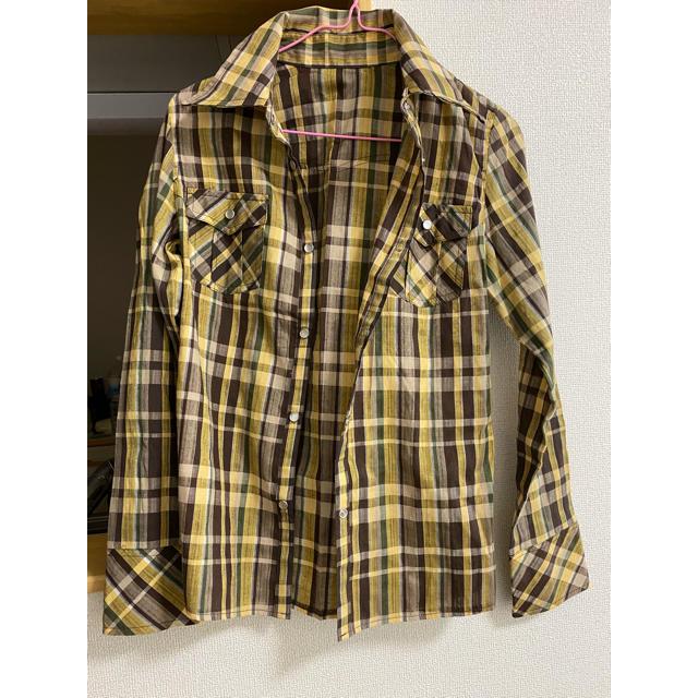 INGNI(イング)のチェックシャツ♡ レディースのトップス(シャツ/ブラウス(長袖/七分))の商品写真