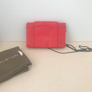 DEUXIEME CLASSE - Halstone heritage ピンク ミニバッグ 美品