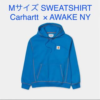 carhartt - サイズM Carhartt × AWAKE NY SWEATSHIRT パーカー