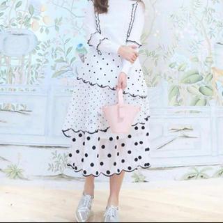 Chesty - chesty♡スカラップスカート
