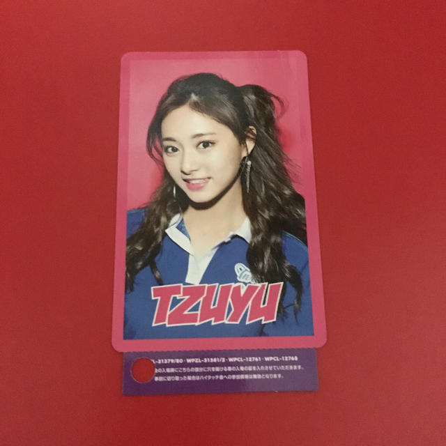 Waste(twice)(ウェストトゥワイス)のTWICE ONE MORETIME トレカツウィ エンタメ/ホビーのCD(K-POP/アジア)の商品写真