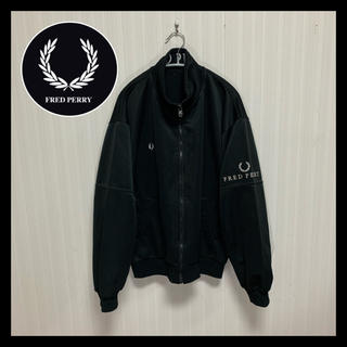 FRED PERRY - 【レア】90s フレッドペリー FRED PERRY 刺繍 トラックジャケット