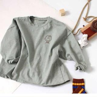 チャーリーブラウン 90 ロングシャツ