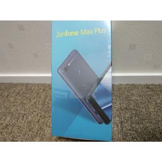 ASUS - 【新品未開封】ASUS ZenFone Max Plus 黒 4GB, 64GB