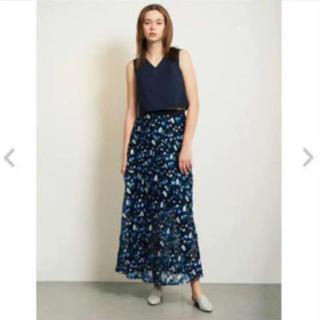 FRAY I.D - frayid☆人気商品☆刺繍ロングスカート
