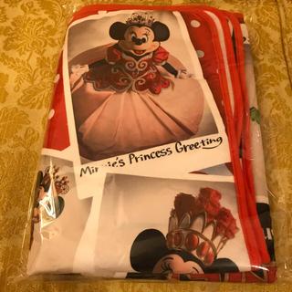 Disney - ディズニー ランドホテル  宿泊者限定 ベリーベリーミニー ブランケット