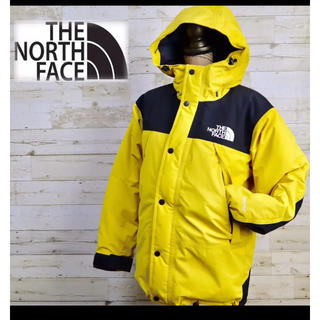 THE NORTH FACE - THE NORTH  FACE マウンテンライトジャケット  レオパードイエロー
