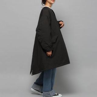 RAGEBLUE - レイジブルー ミリタリーノーカラーフィールドジャケット