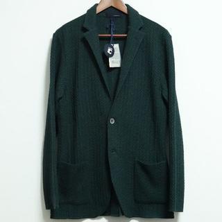 BOGLIOLI - 【新品未使用】定価7.3万 LARDINI ラルディーニ 2B ニットジャケット