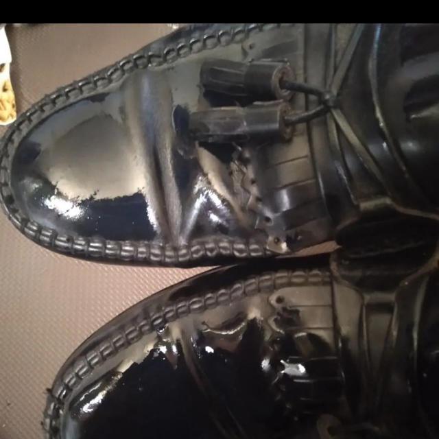 Gucci(グッチ)のGUCCI ローファー ブラック メンズの靴/シューズ(ドレス/ビジネス)の商品写真
