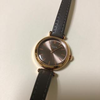dholic - DHOLIC *JULIUS*レザー調ウォッチ 腕時計