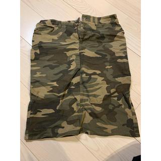 フレームワーク(FRAMeWORK)のフレームワーク 迷彩スカート(ひざ丈スカート)