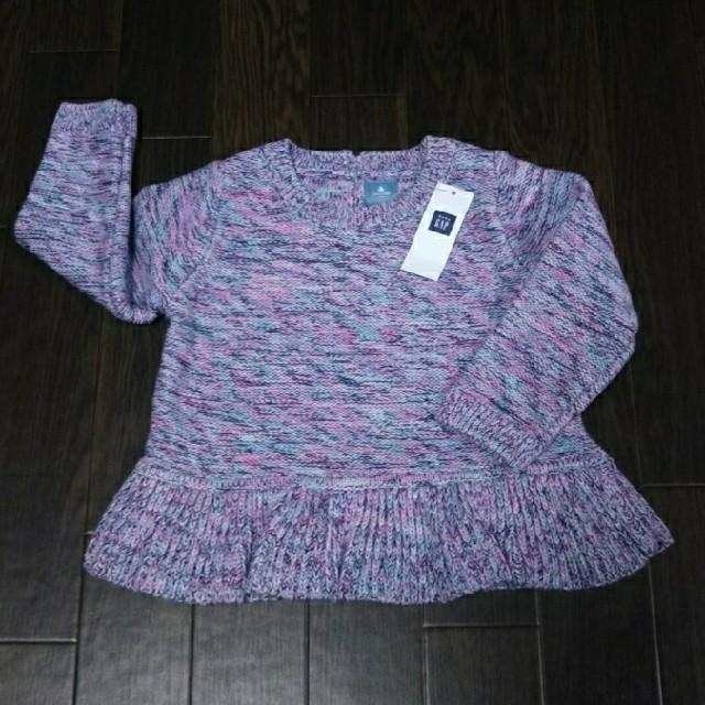 babyGAP(ベビーギャップ)の定価2900円 新品 babyGap 90 ベビーギャップ セーター 長袖  キッズ/ベビー/マタニティのキッズ服女の子用(90cm~)(ニット)の商品写真