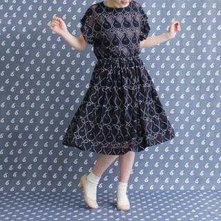 l'atelier du savon - 洋ナシ オパール ギャザースカート