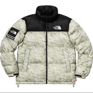 Supreme - Supreme The North Face PaperPrint Nuptse